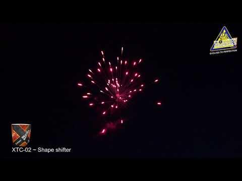 XTC 02 ~ Shape shifter 2017