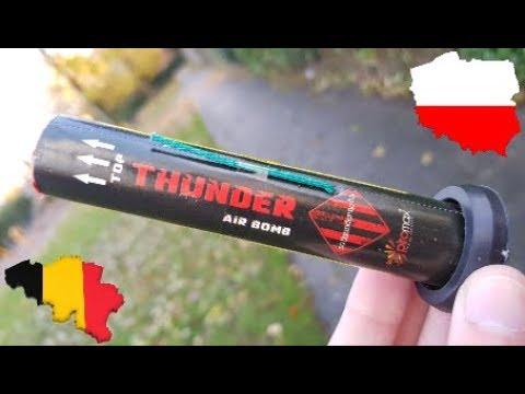 Thunder Air Bomb - Piromax PXG201