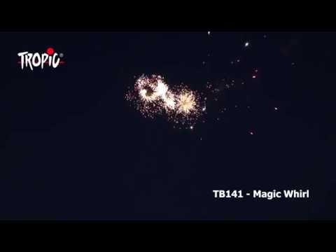 TB141 - TROPIC Fireworks, Fajerwerki, Feuerwerk, Vuurwerk, Feu d'artifice