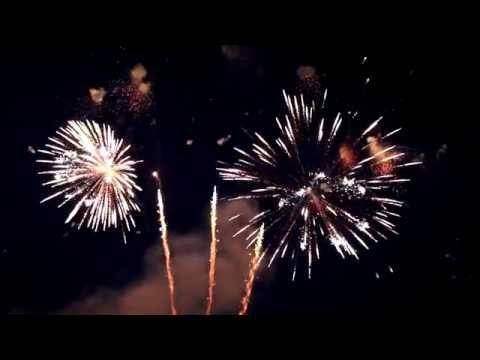 Hochzeitsfeuerwerk am 28.05.2016 in Wendhausen
